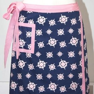 VINEYARD VINES WRAP SKIRT SIZE 2 NEW WITH TAGS